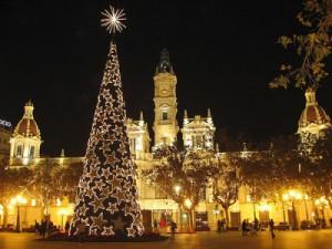 Новый Год. Барселона